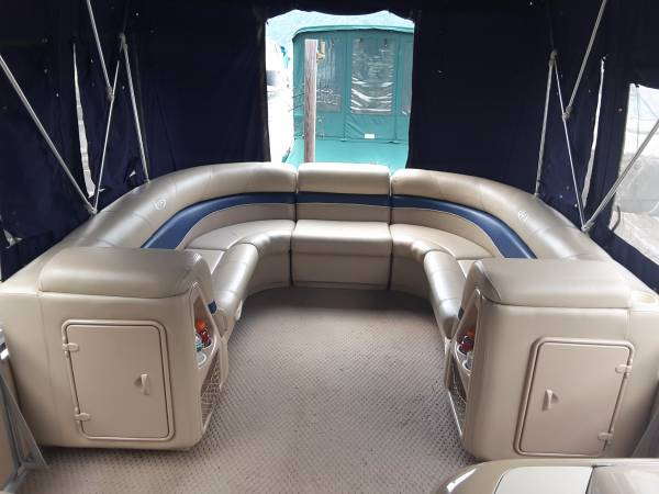 Pontoon Boat Harris Flotebote Classic 240 18500 Raystown Lake Boats For Sale State College Pa Shoppok