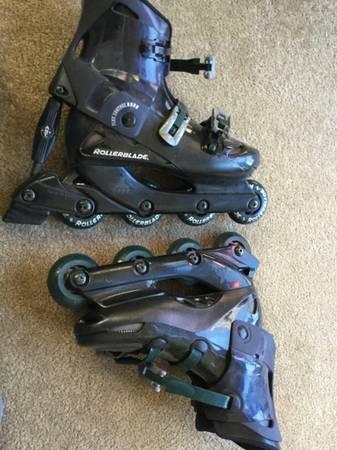 Photo Roller Blades - Nitro Blade - $40 (State College)