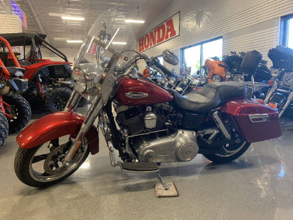 Photo 2012 Harley-Davidson HD Switch Back $11500
