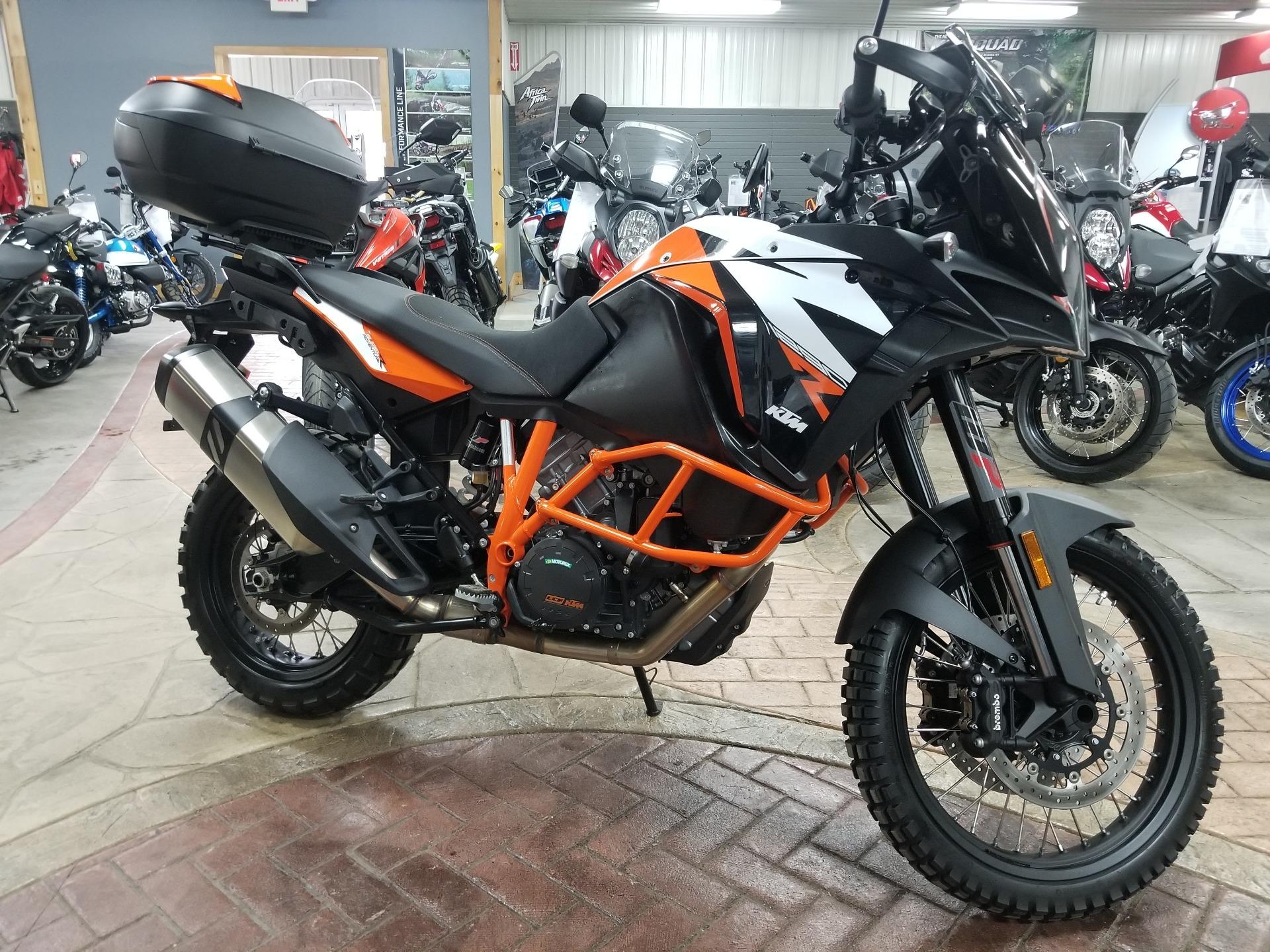 Photo 2020 KTM 1290 Super Adventure R $16499