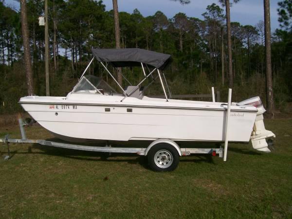 17 ft Thunderbird - $3000 (lillian)   Boats For Sale ...
