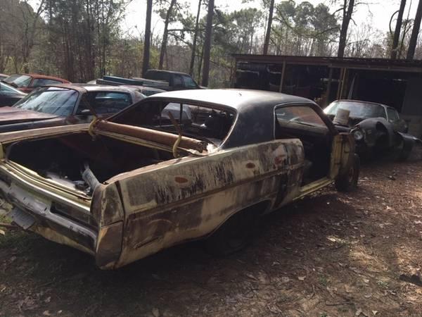 Photo 1970 Plymouth Sport Fury Roller - $750 (Ozark, Alabama)