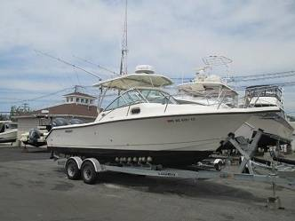 Photo 2006 Pursuit 2570 Offshore - $38,500 (pensacola)