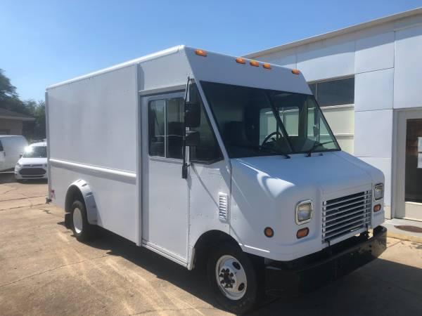 Photo 2011 Ford E-350 Utilimaster Aluminum Step Van, Only 34K Miles - $20900 (PENSACOLA)