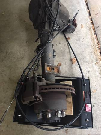 Photo 2014 Dodge 3500 Rear Axle - $1,500 (Pace)