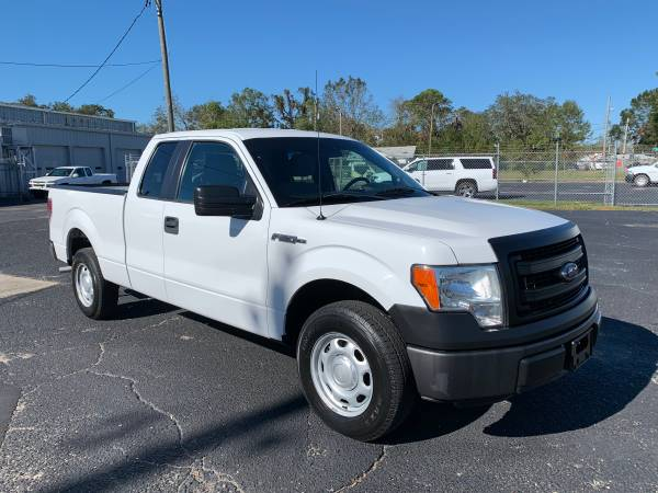 Photo 2014 Ford F-150 Super Cab V-6, Clean CarFax, No Dealer Fees - $18,250 (2910 Mobile Hwy)