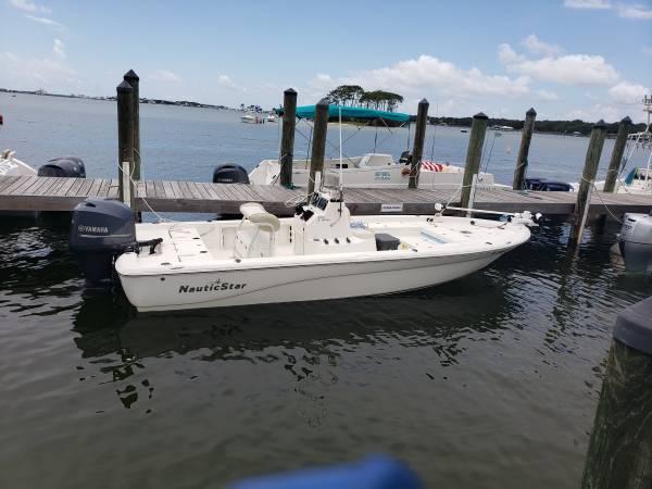 Photo 2015 NauticStar 2200 Sport - $40,000 (Pensacola)