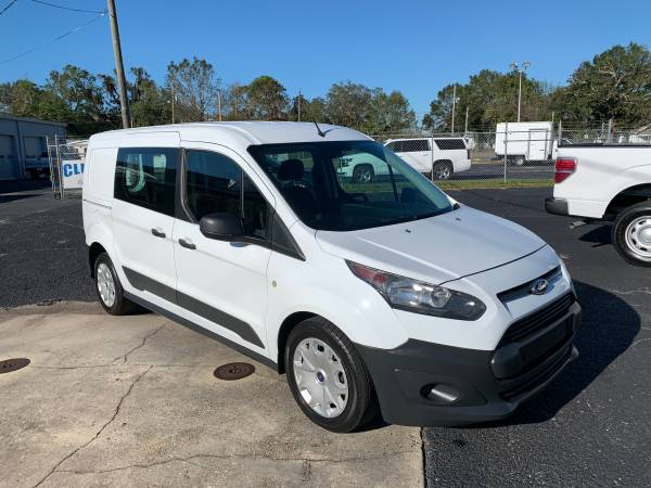 Photo 2016 Ford Transit Connect LWB XL, In New Condition, No Dealer Fees - $15,950 (2910 Mobile Hwy)