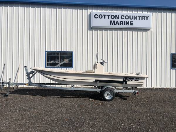 Photo 2020 Carolina Skiff J16 (Cotton Country Marine)