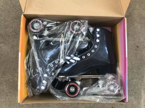 Photo BRAND NEW IMPALA ROLLER SKATES Midnight Black - $215