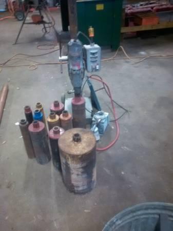 Photo Core Drill - $1000 (Pensacola)