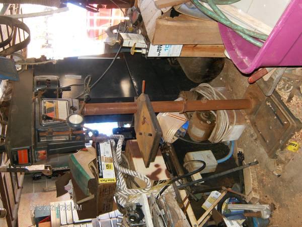 Photo Craftsman drill press model  113-21371 - $175 (Pensacola)