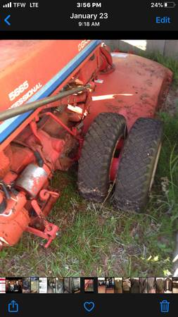 Photo GRAVELY Walk Behind Tractor (Crestview)
