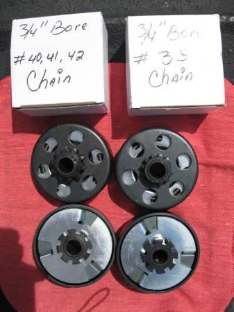 Photo Go Kart Clutches NEW  - $29 (Milton, FL) - $29 (Milton) - $29 (Milton FL)