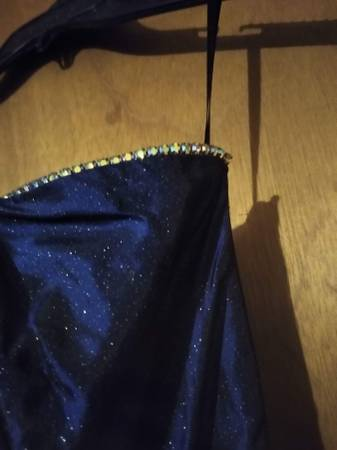 Photo Jessica McClintock Sleeveless FormalProm Dress - $100 (West Pensacola)