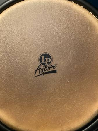 Photo LP Aspire Conga set with stand - $300 (Tiger point gulf breeze)