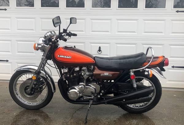 Photo Looking for Kawasaki Z1 - $10,000 (All of Florida)