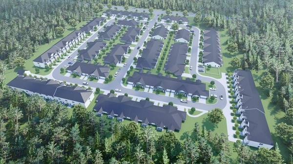 Photo New Apartment Homes Pre-leasing for Summer (Blue Angel Prkwy)