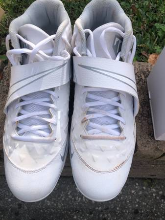 Photo Nike Mens Force Trout 6 Pro Metal Baseball Cleats - $35 (East Hill)