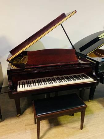 Photo Ridgewood Baby Grand Player Piano $6500 or $75mo - $75 (Pensacola)