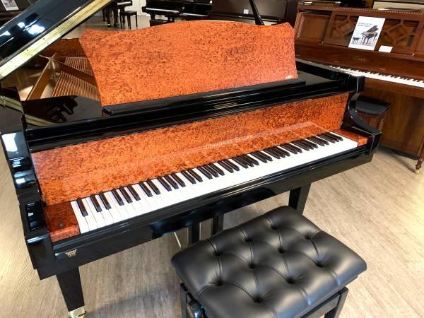 Photo Seiler German Baby Grand Piano $250mo or $19,996 - $250 (Pensacola)