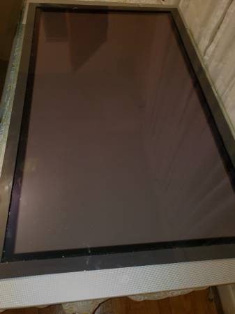 Photo Sony 55 inch wide screen plasma tv - $150 (East hill)