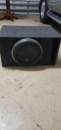 Photo Subwoofer JL Audio 12W7AE-3 Anniversary Edition W7 Series 12quot 3-ohm - $550 (Pensacola)