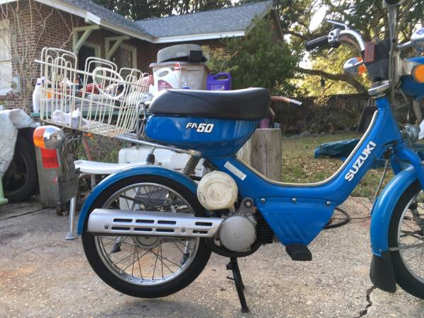 Photo Super nice Suzuki Mini-bike - $1200 (pensacola)