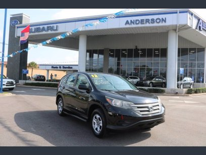Photo Used 2012 Honda CR-V FWD LX for sale