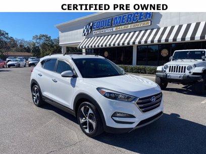 Photo Used 2016 Hyundai Tucson Limited for sale