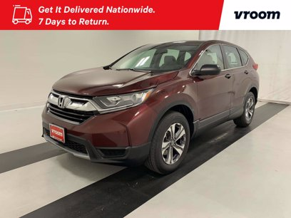 Photo Used 2017 Honda CR-V AWD LX for sale