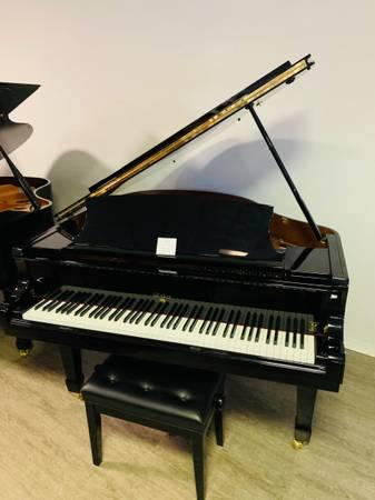Photo Weber Baby Grand Piano $75mo $5995 - $75 (Spanish Fort)