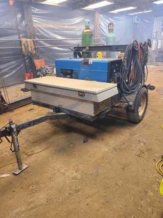 Photo Welding machine - $8,000 (Flomaton)