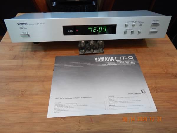 Photo YAMAHA DT-2 AUDIO TIMER - $80 (PENSACOLA)