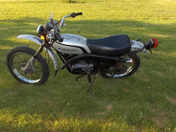1974 KAWASAKI F7 175 - $1000 (El Paso, IL)   Motorcycles ...