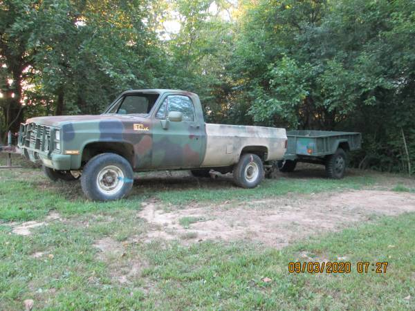 Photo 1986 chevy 1 ton 4x4 Parting Out (hanna city il)