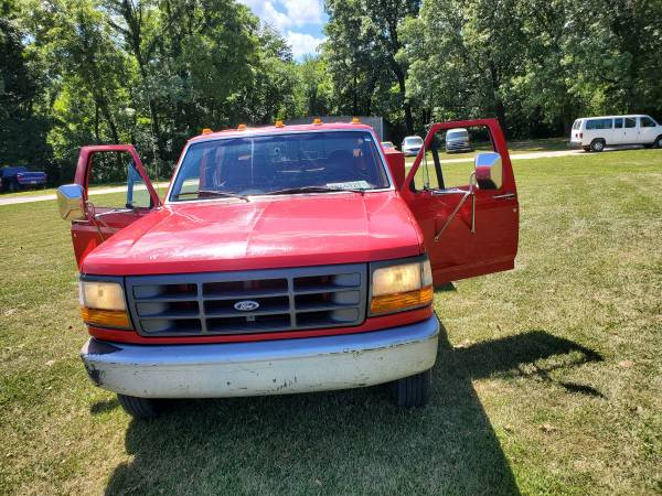 Photo 1997 Ford F350 - $5,200 (Canton)