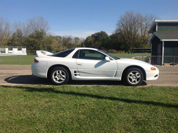 Photo 1998 Mitsubishi 3000GT...1 adult owner - $4000