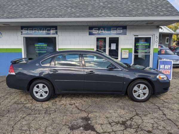 Photo 2008 Chevy Impala LT V6 very nice remote start - $4,500 (Creve Coeur)