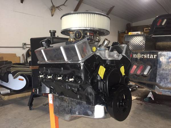 Photo 408 small block chevy - $3800 (Green Valley)