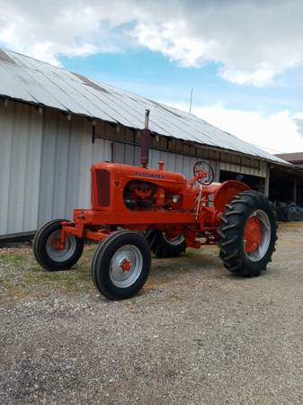 Photo Allis Chalmers WD 45 - $3,900 (Knoxville)