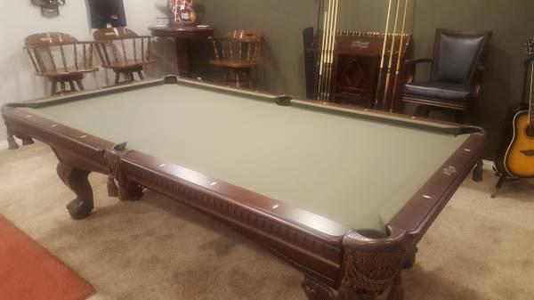 Photo American Heritage pool table - $1500