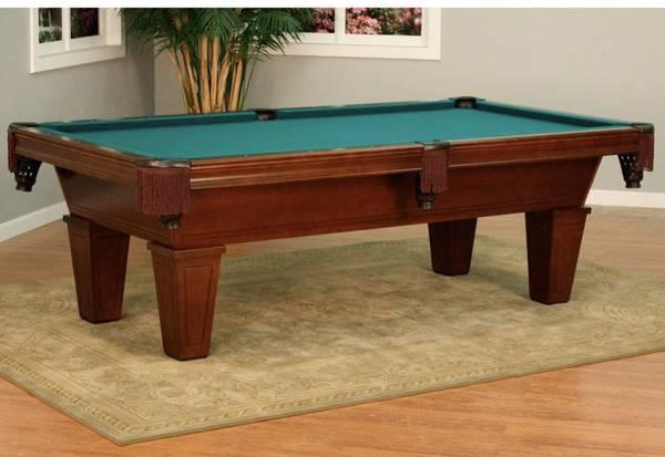 Photo American heritage pool table - $500 (Pekin)