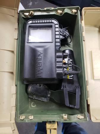 Photo Aqua-vu underwater camera - $100 (Canton)