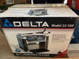Photo Delta Planer 22-560 - $150 (Washington)