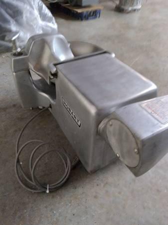 Photo Hobart meat grinder buffalo chopper - $1,200 (Manito)