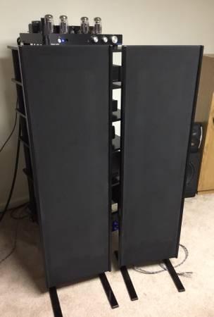 Photo Magnepan MMG Speakers - $375 (Eureka)