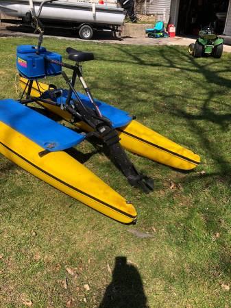 Photo Two Hydrobike - $1800