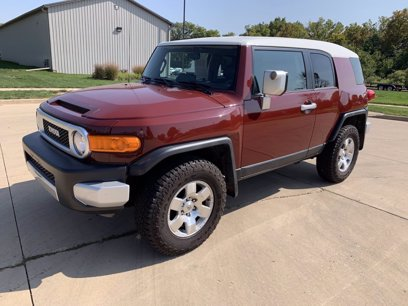 Photo Used 2008 Toyota FJ Cruiser 4WD for sale
