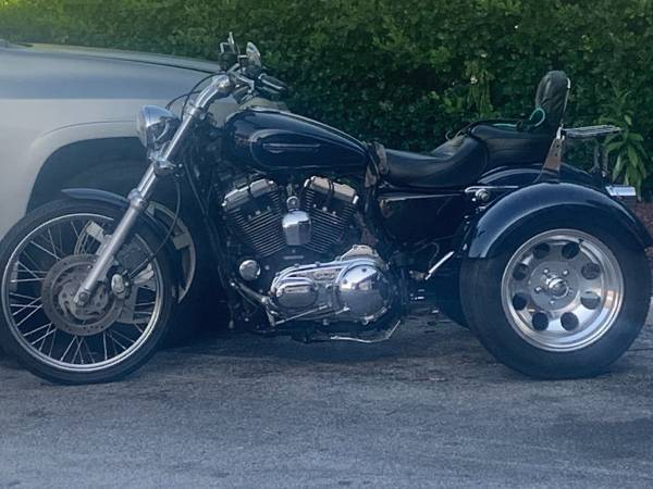 Photo 09 Sportster 1200 Trike - $13,000 (Linwood)
